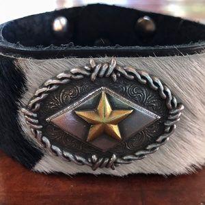 Jewelry - Horsehair western bracelet